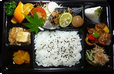お弁当650円