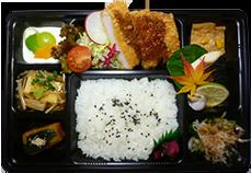 お弁当870円