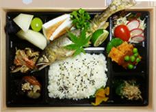 お弁当2160円